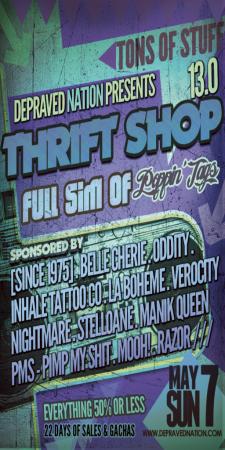 Thrift Shop 13.0
